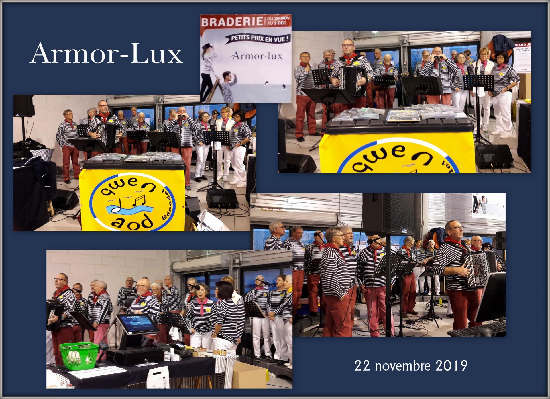 Armor lux 2019