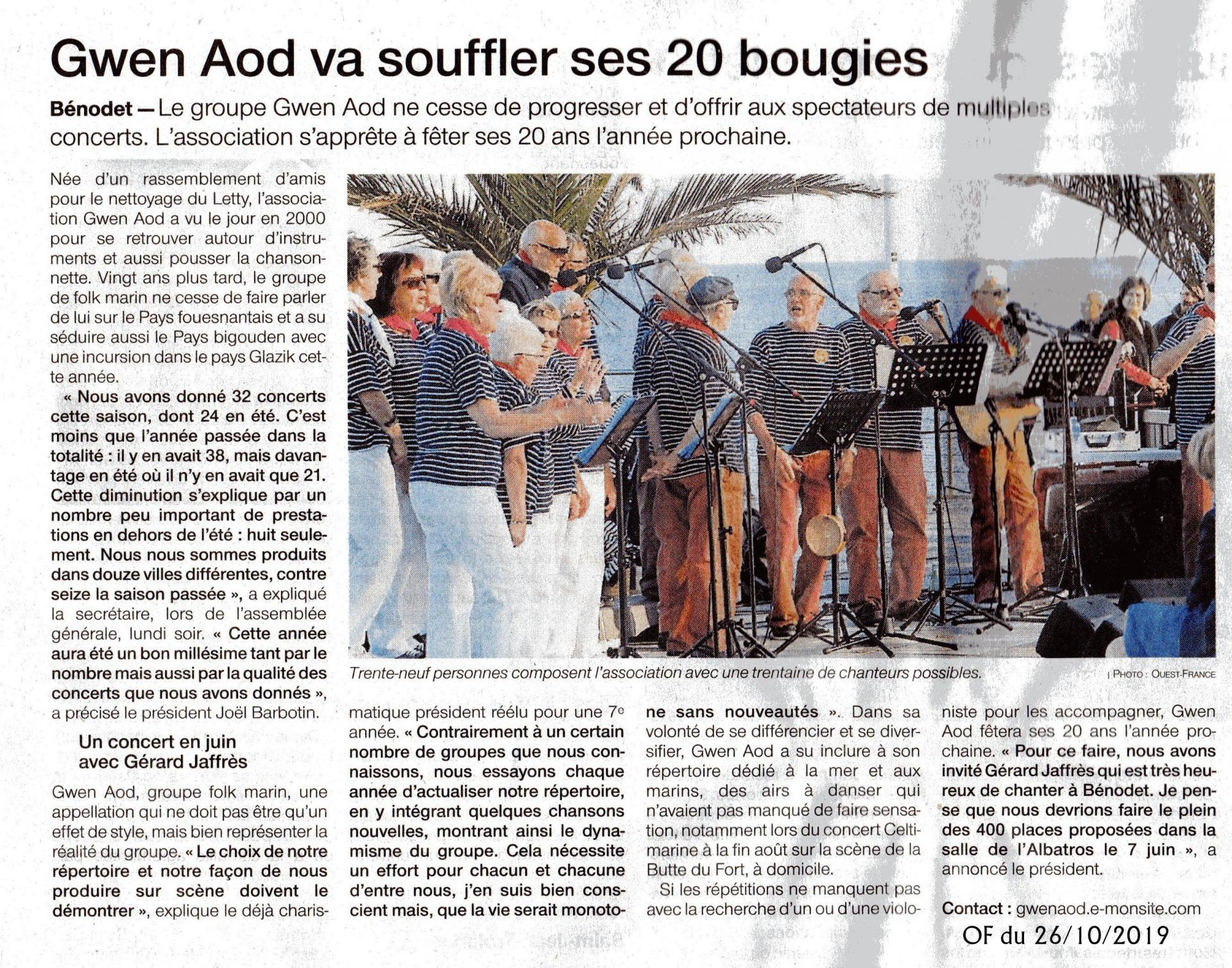 GA Ouest-France 26 10 19